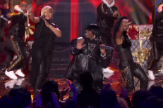 Taraji P. Henson Got Missy Elliott To Rap About Santa