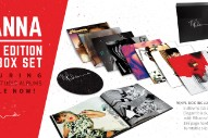 Win Rihanna's Limited Edition 15LP Vinyl Box Set