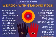 Fiona Apple, TV On The Radio, Sky Ferreira, & More Playing LA Standing Rock Benefit