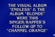 Frank Ocean Was An Answer On <em>Jeopardy!</em>