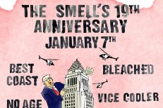 The Smell Announces Relocation Fundraiser Feat. Ty Segall, Best Coast, No Age, & More