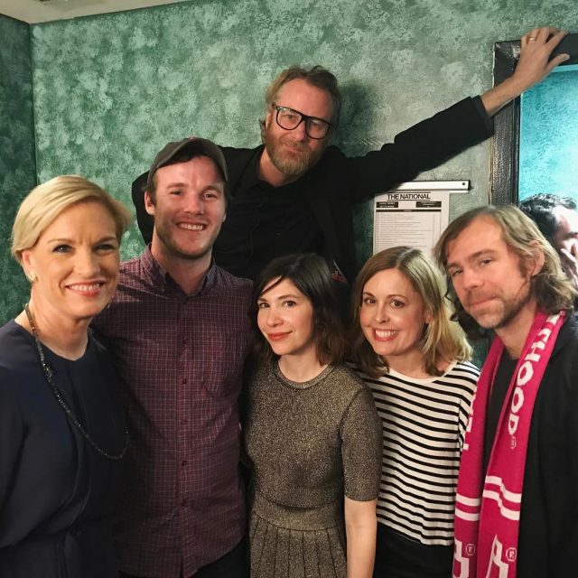 Watch The National & Sleater-Kinney Perform At The Official March After-Party In DC