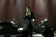Watch Nick Cave &#038; The Bad Seeds Play <em>Skeleton Tree</em> Songs Live For The First Time At Australian Tour Opener