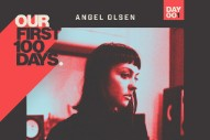 "Angel Olsen – ""Fly On Your Wall"""