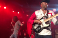 Watch Audioslave Reunite At Prophets Of Rage's Anti-Inaugural Ball