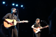 "Watch Ben Gibbard & Julien Baker Play Death Cab For Cutie's ""Photobooth"" In Chicago"