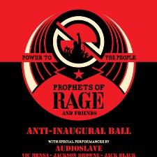 Audioslave To Reunite For Anti-Inaugural Ball