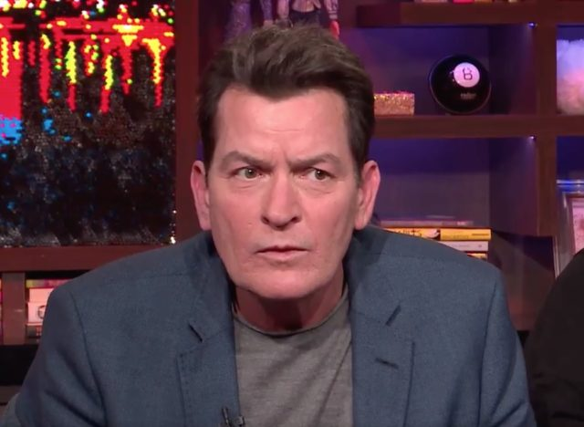 Charlie Sheen on Rihanna feud: 'Oh, that b---h'