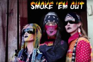 "CocoRosie – ""Smoke 'Em Out"" (Feat. ANOHNI)"