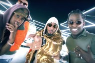"DJ Snake – ""The Half"" (Feat. Young Thug, Jeremih, & Swizz Beatz) Video"