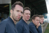 "Dutch Uncles – ""Big Balloon"" Video"