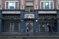 Fabric Reopens With Tougher Security