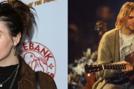 Frances Bean Cobain Doesn't Care About The '90s But Definitely Wants Her Dad's Guitar Back