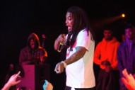 Waka Flocka Wiped His Ass With A Fan's Donald Trump Jersey
