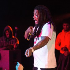 Waka Flocka Wiped His Ass With A Fan's Trump Jersey