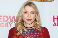 Courtney Love Cast In Lifetime's Menendez Brothers Movie