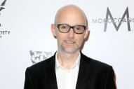 Duh, Moby Will Decline Trump Inaugural Ball Offer