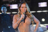 "Mariah Carey Makes Official Statement About New Year's Eve Debacle: ""They Foiled Me"""