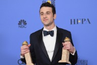 <em>La La Land</em> Wins Best Original Song And Score Golden Globes