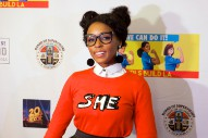Janelle Monáe, Maxwell To Perform At Women's March On Washington; The National, Sleater-Kinney Playing Afterparty