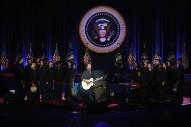 Watch Eddie Vedder Perform At President Obama's Farewell Address