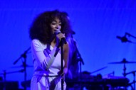 Watch Solange Perform At DC Peace Ball