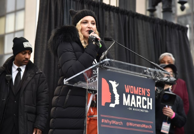 Madonna Banned From Texas Radio Station Following 'Un-American' Protest Speech
