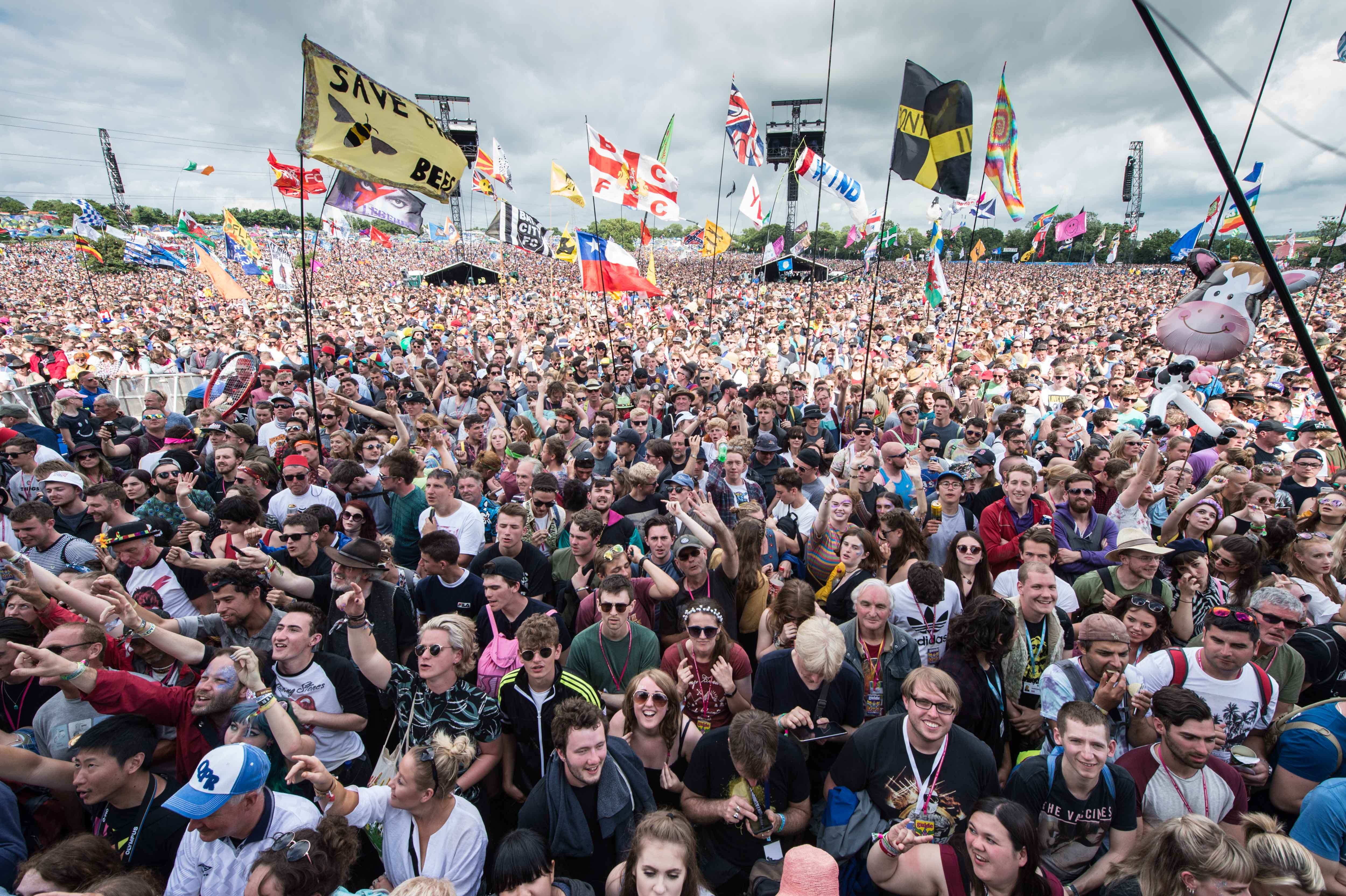 Glastonbury Festival To Change Its Name To Something Dumb