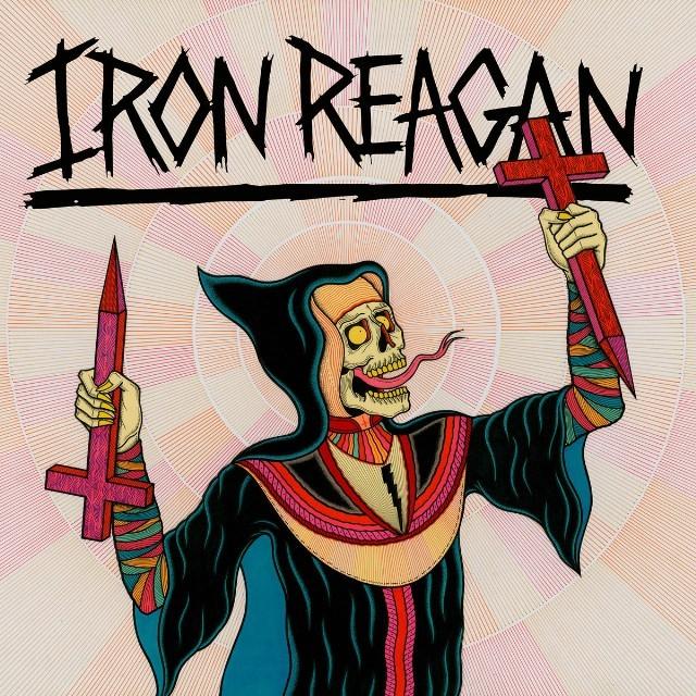 Iron Reagan - Crossover Ministry