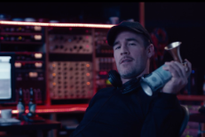 James Van Der Beek as Diplo