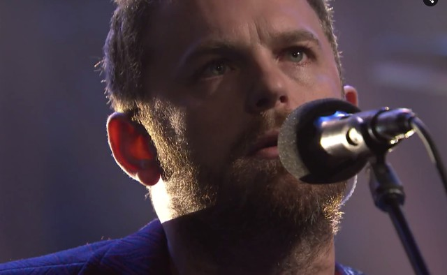 Kings Of Leon on The Tonight Show