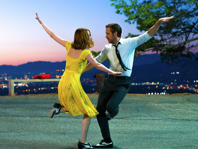 emma stone and ryan gosling 'La La Land