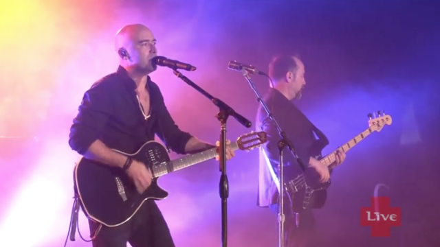 Watch Live Play First Reunion Show With Ed Kowalczyk - Stereogum