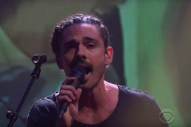 Watch Local Natives&#8217; Dancey &#8220;Villainy&#8221; Performance On <em>James Corden</em>