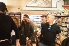 That Metallica & Billy Eichner Stunt Was For Apple Music's <em>Carpool Karaoke</em>