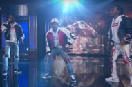 Watch Migos Do &#8220;Bad &#038; Boujee&#8221; On <em>Kimmel</em>