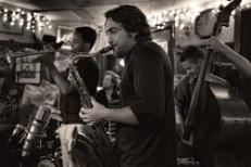 Noah Preminger Band