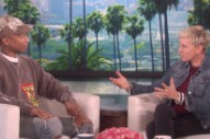 Watch Pharrell And Ellen DeGeneres Talk Dropping Kim Burrell's Appearance After Homophobic Sermon