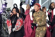 Pharrell, Janelle Monáe Distance Themselves From Gospel Star Kim Burrell After Homophobic Sermon