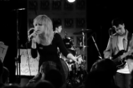 Watch Priests, Dirty Projectors, Waxahatchee, Ted Leo, & More Play DC Anti-Fascism Protest