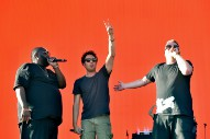 Watch Zack De La Rocha Join Run The Jewels In DC