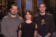 Watch Sturgill Simpson&#8217;s <em>SNL</em> Promos