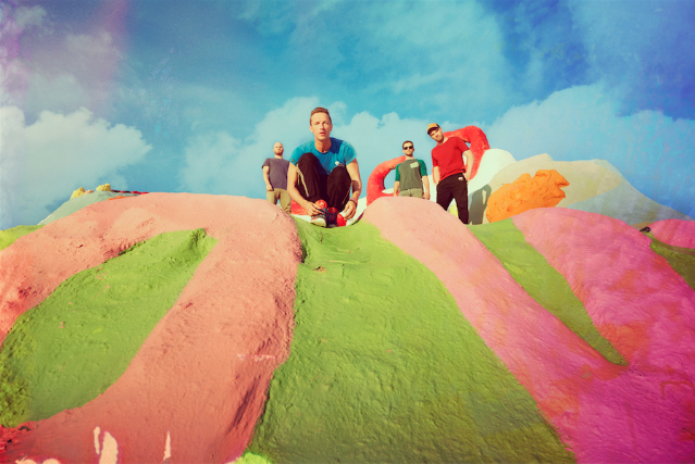 Coldplay Reportedly Plan