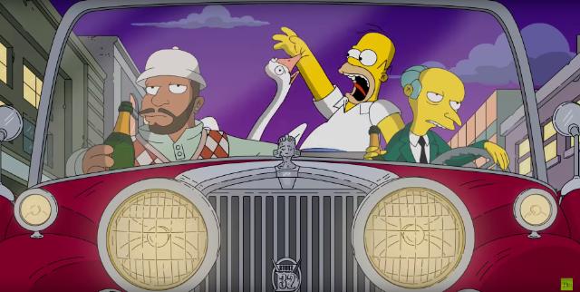 Preview <em>The Simpsons</em>'