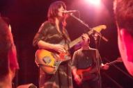 Watch A 7-Months-Pregnant Sharon Van Etten Play New Songs At ACLU And Planned Parenthood Benefit In Brooklyn
