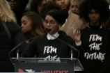 Watch Janelle Monáe Speak And Perform At The Women's March On Washington