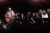 Watch Lenny Kaye, Will Sheff, Lee Ranaldo, & Richard Thompson Cover Leonard Cohen Songs In Brooklyn