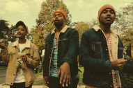 "Matt Martians – ""Dent Jusay"" (Feat. Syd & Steve Lacy) Video"
