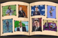 Watch Stephen Colbert, Ziggy Marley, Jon Batiste, & Chance The Rapper Perform The <em>Arthur</em> Theme Song In Colorful Video
