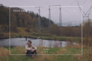 "Teen Daze – ""First Rain"" (Feat. S. Carey)"